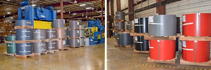 Standing Seam Aluminum Coil